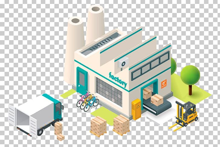 Graphics Factory Illustration PNG, Clipart, Building.