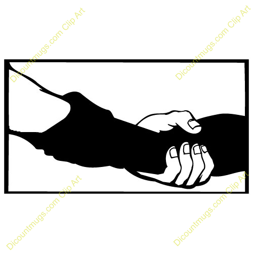 Grip In Hand Clipart.