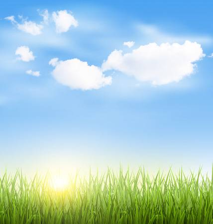 89,878 Grass Sky Cliparts, Stock Vector And Royalty Free Grass Sky.