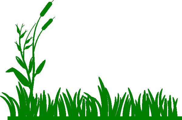 Grass Border Clipart.