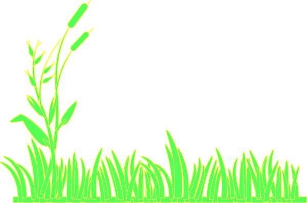 Cartoon Grass Panda Clipart.