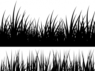 Free Grass Silhouette Cliparts, Download Free Clip Art, Free.