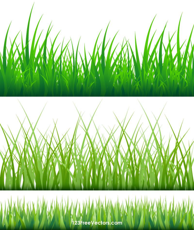 Grass Blades Clipart.