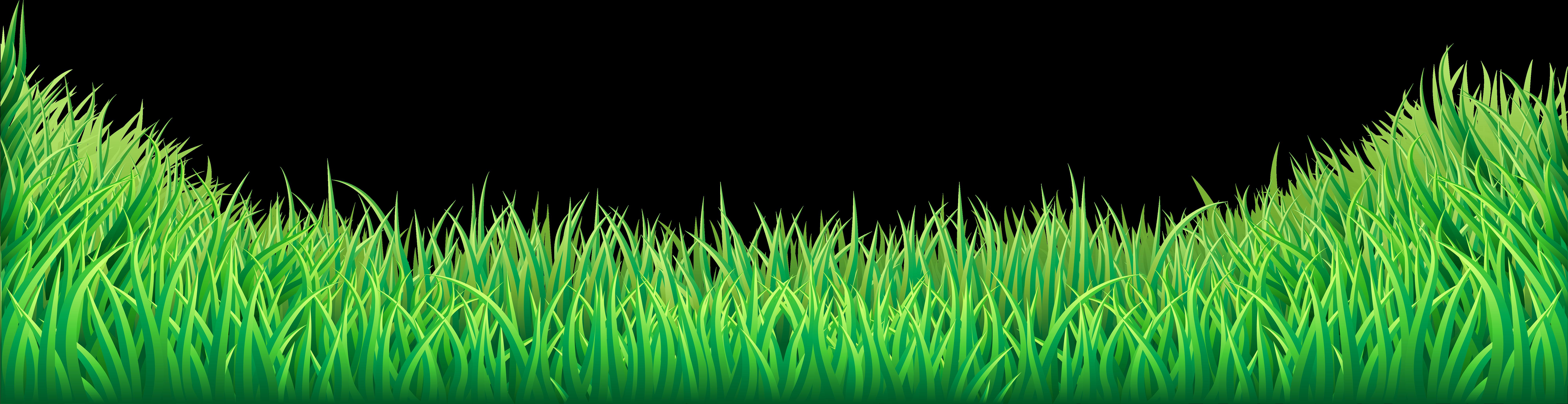 Grass Clipart Piece.