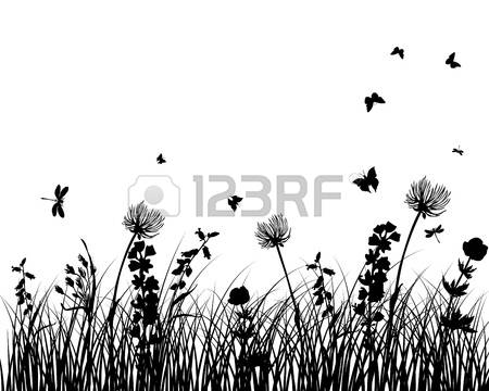 39,664 Grass Silhouette Cliparts, Stock Vector And Royalty Free.