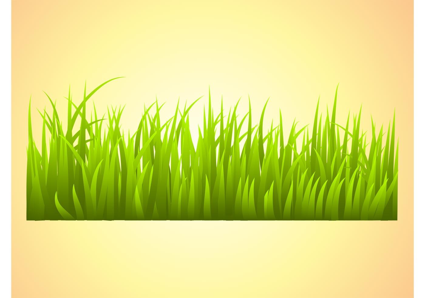 Grass Free Vector Art.