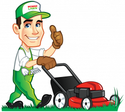 Landscaping clipart grass cutting, Picture #1508816.