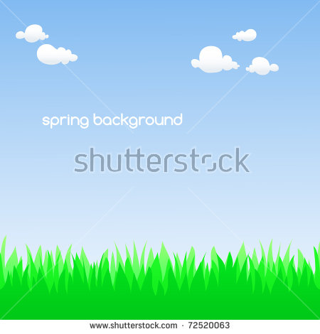 Cartoon sky and grass free vector download (15,106 Free vector.