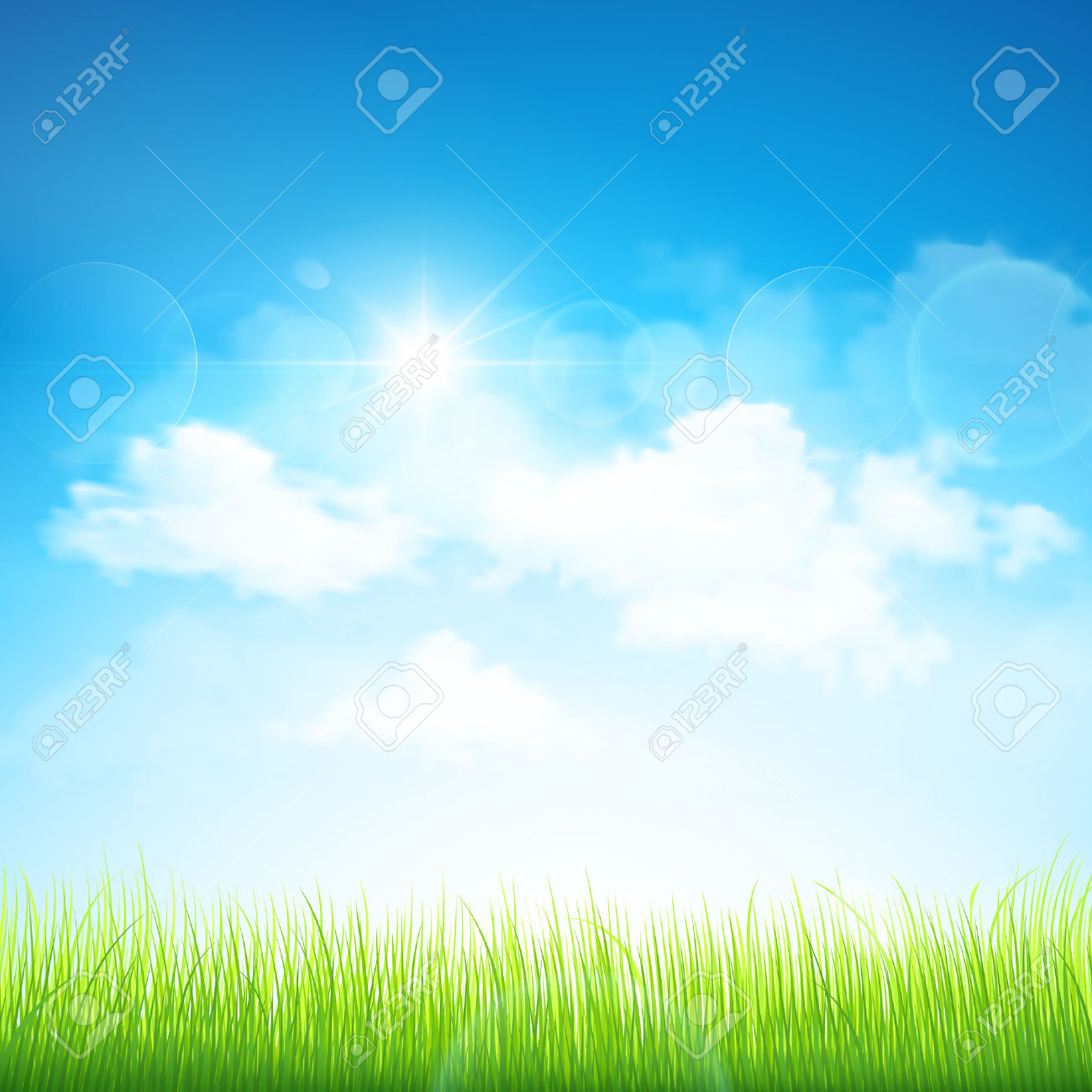 45,037 Grass Field Background Stock Illustrations, Cliparts And.