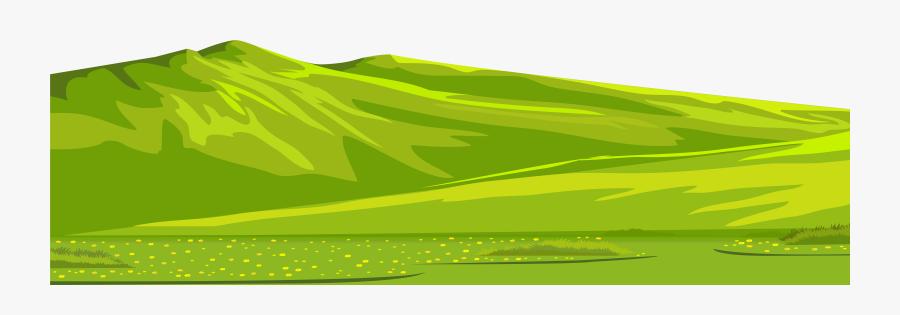 Transparent Grass Hill Png.