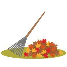 Free clipart rake.