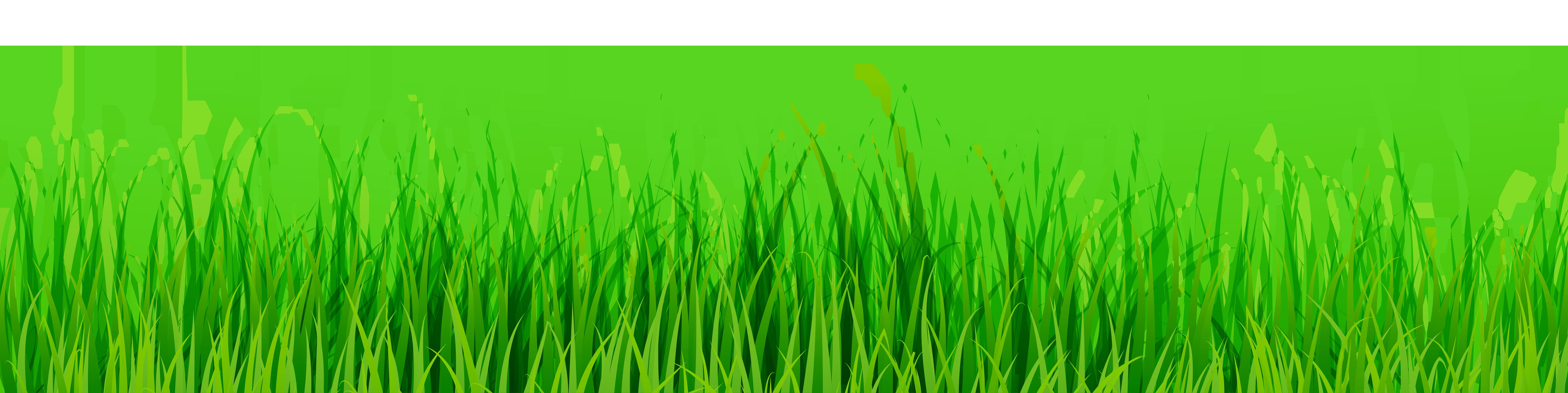 Green Grass PNG Clip Art.