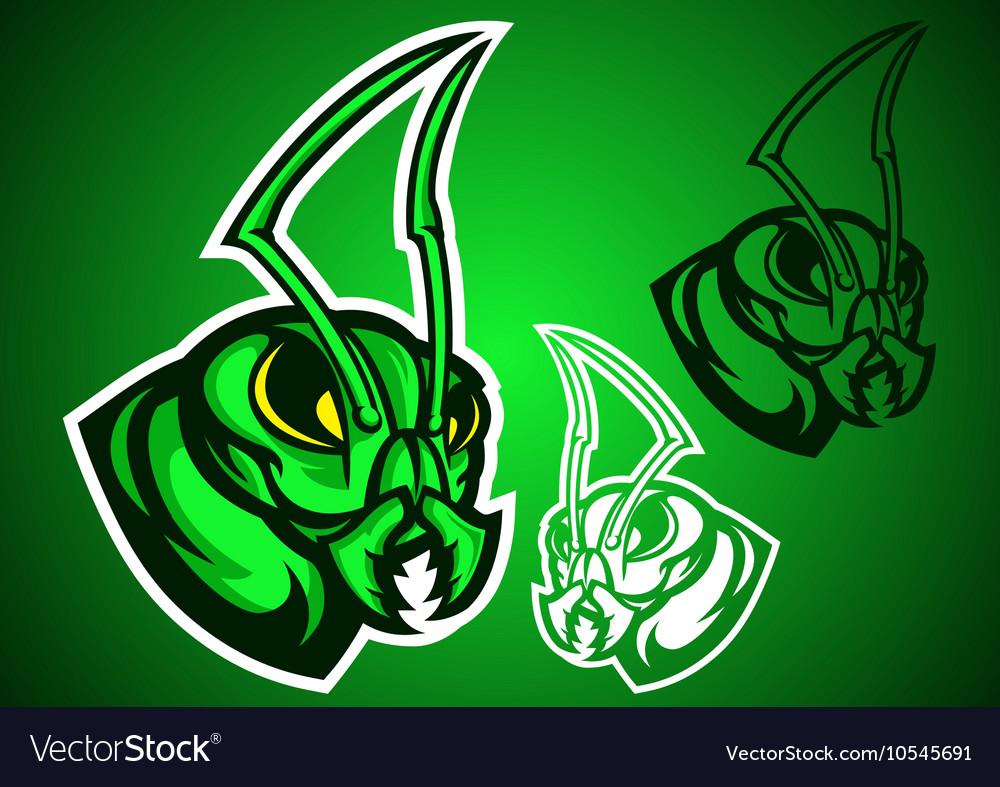 Grasshopper green logo.
