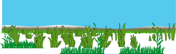 Grassland Clip Art at Clker.com.