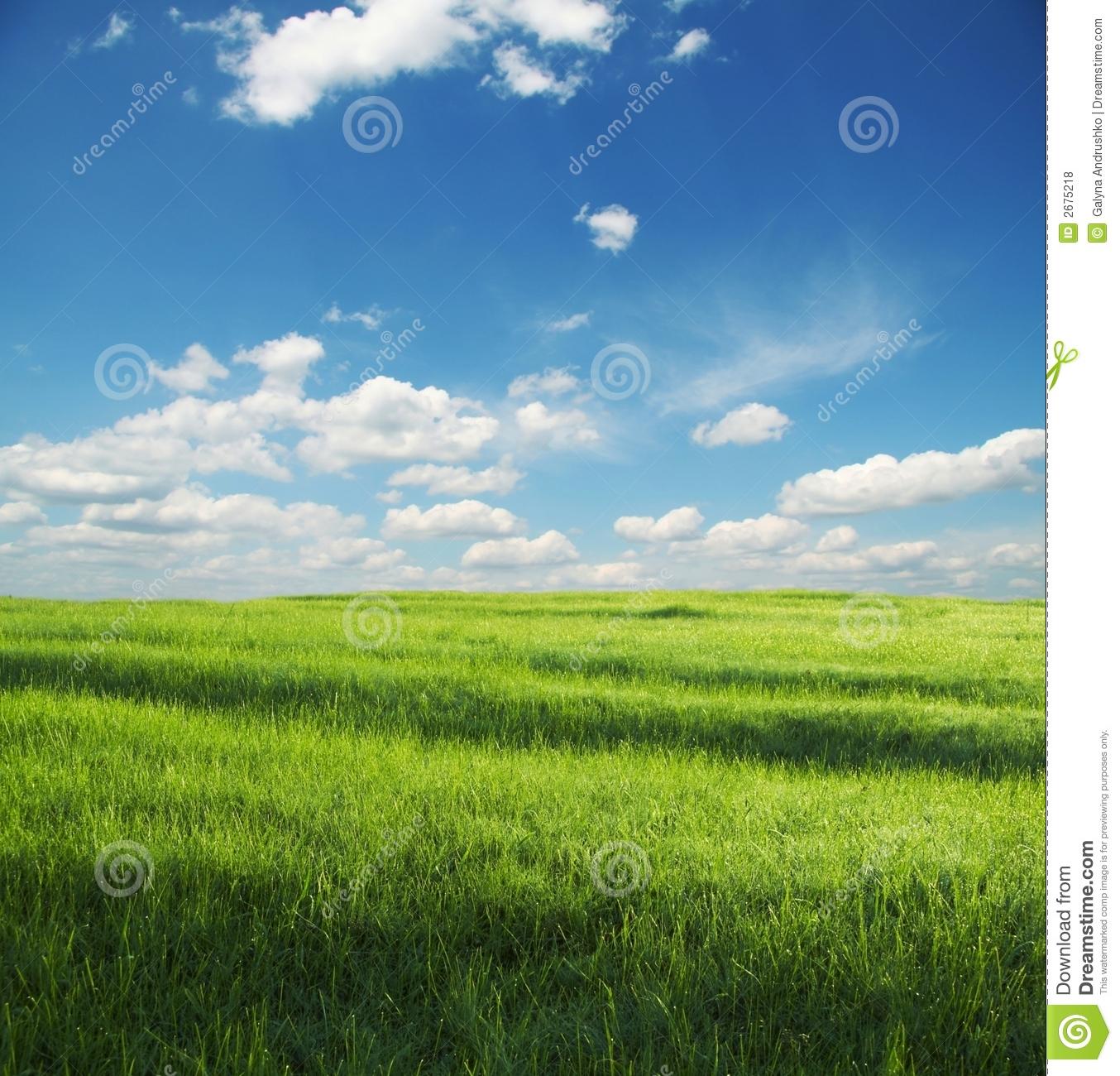 Clipart Grassland.