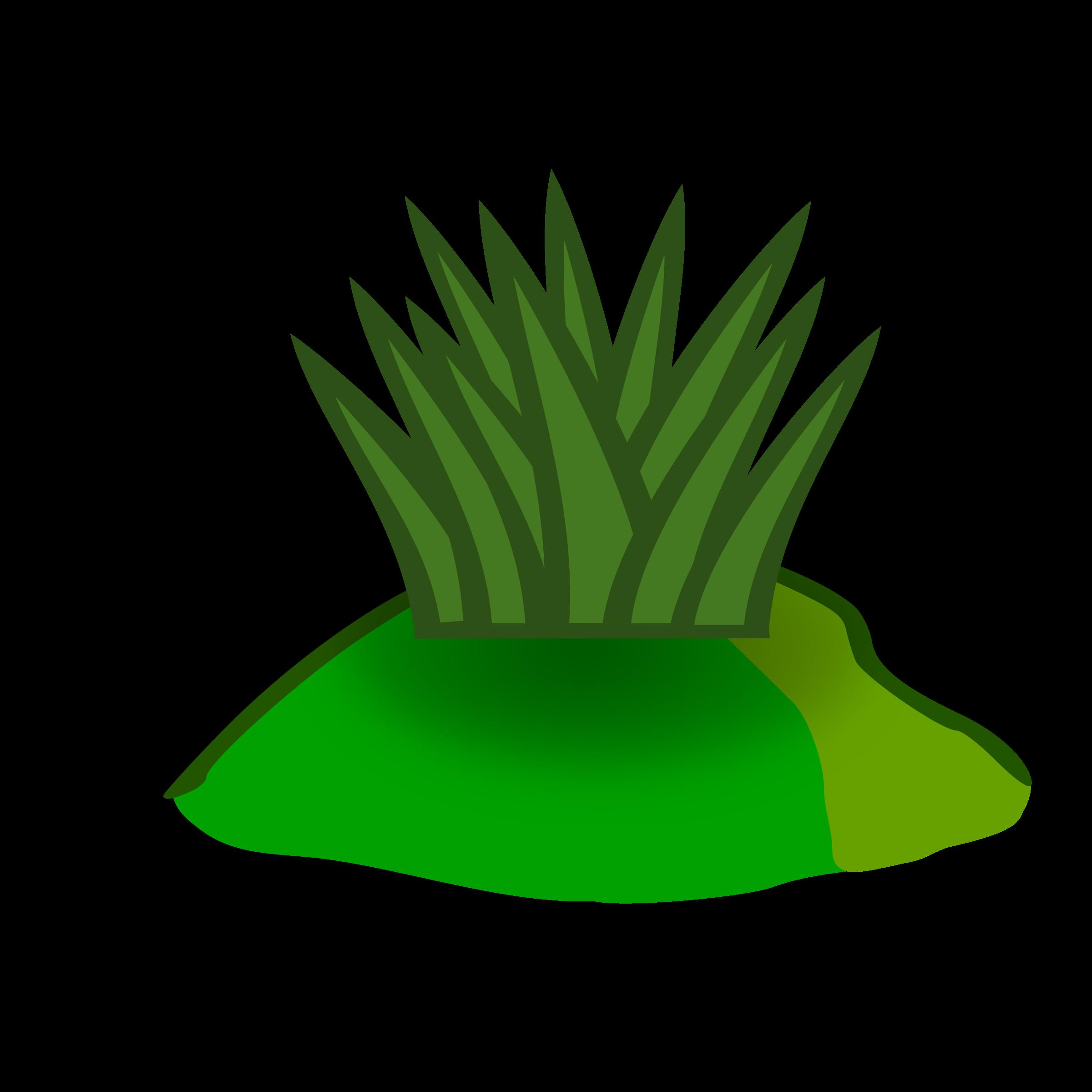 Grassland Clipart.