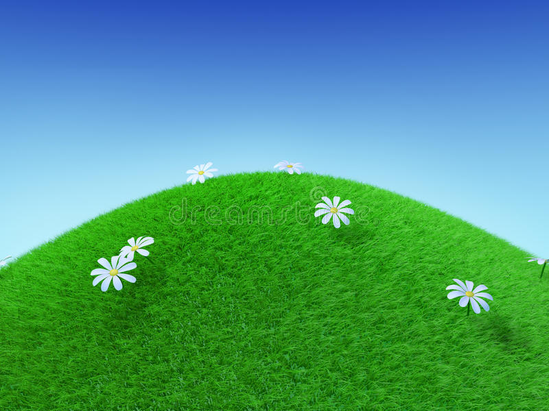 Grassy hill clipart 3 » Clipart Station.