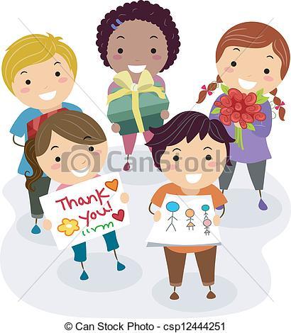 Gratitude Clipart and Stock Illustrations. 4,561 Gratitude vector.