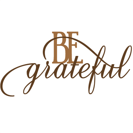 Free Grateful Clipart Clipground