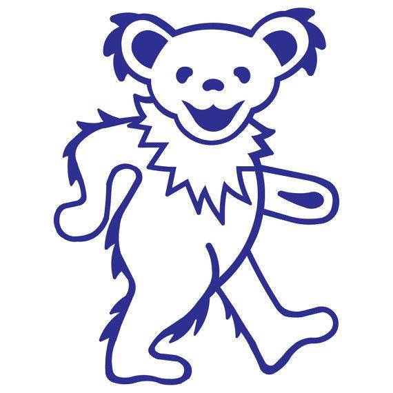 dancing bears grateful dead clip art.