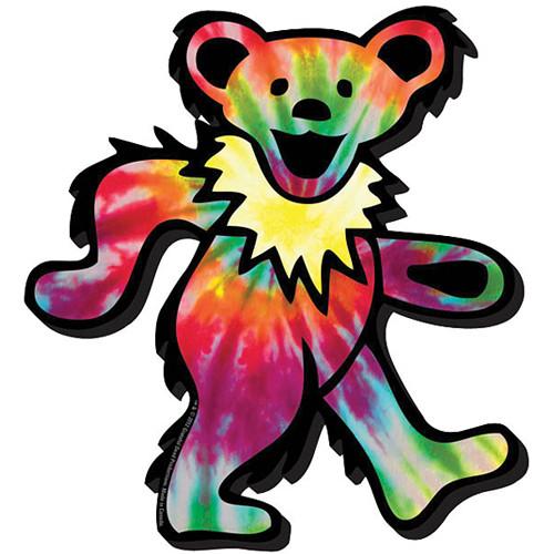 Grateful Dead Bear Drawing.