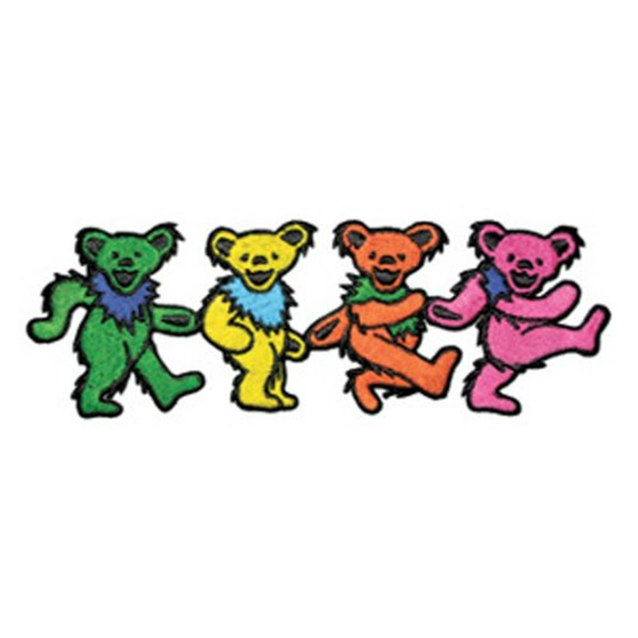 Grateful Dead Dancing Bears.
