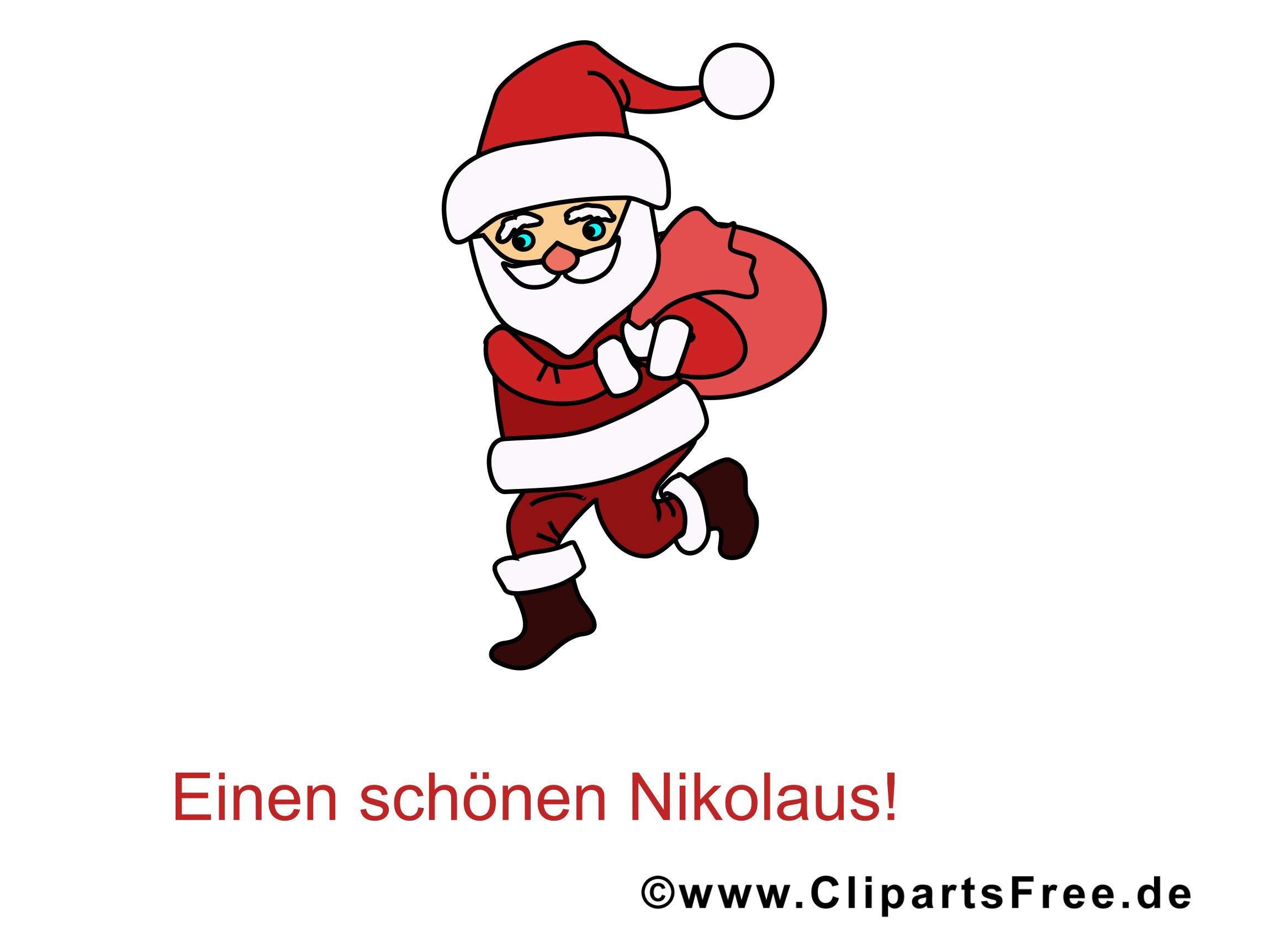 Nikolaus Bilder Gratis über Nikolausbilder Kostenlos » Clipart Portal.