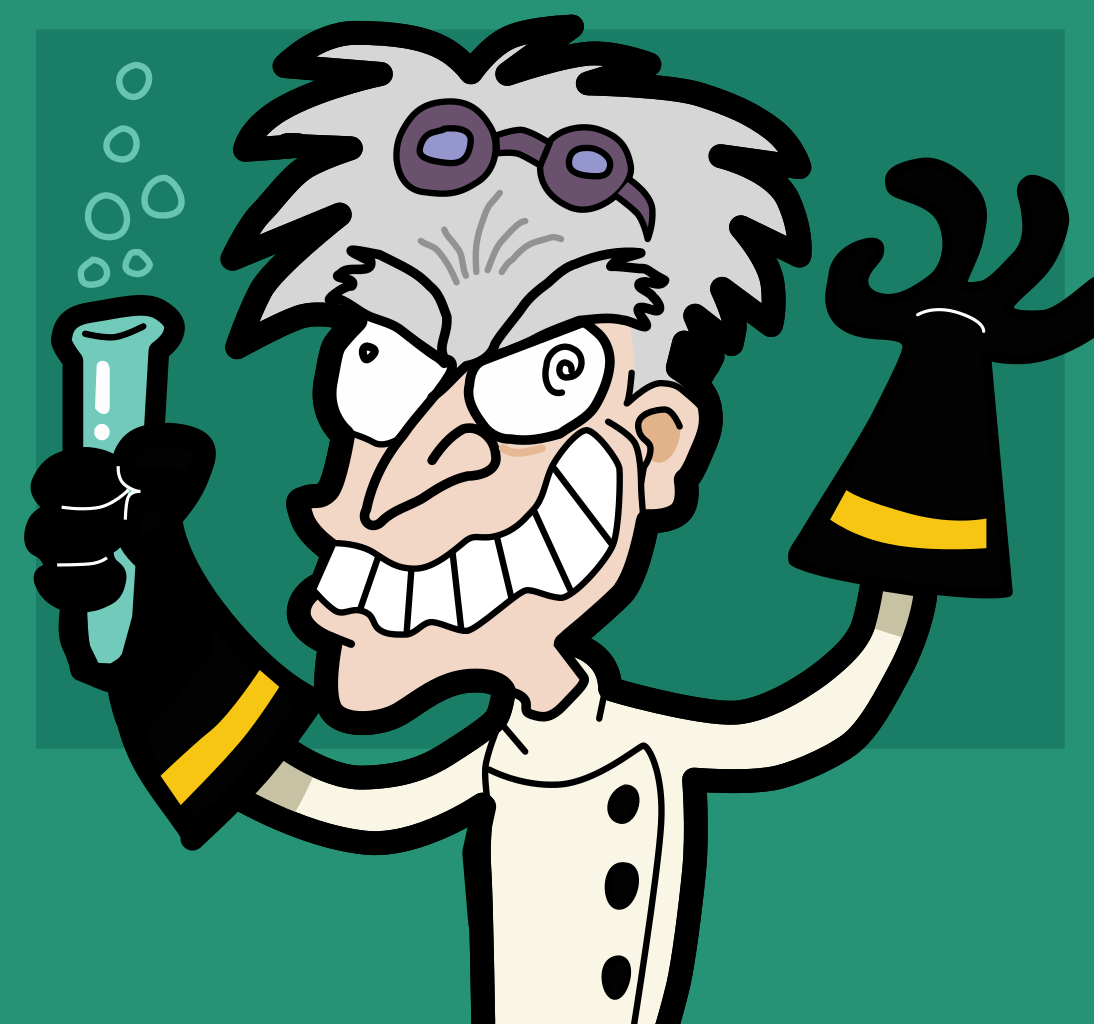 Free Mad Scientist, Download Free Clip Art, Free Clip Art on.