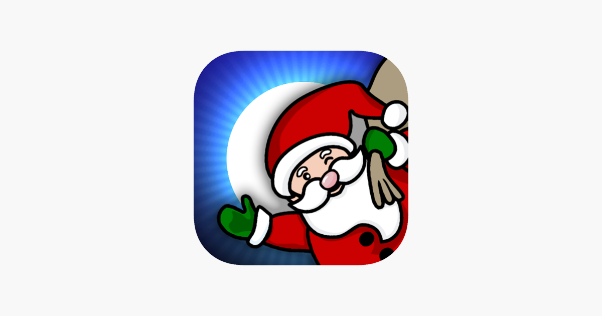 Tomten Santa\'s Christmas Ride on the App Store.