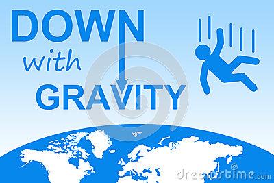Gravity Clip Art.