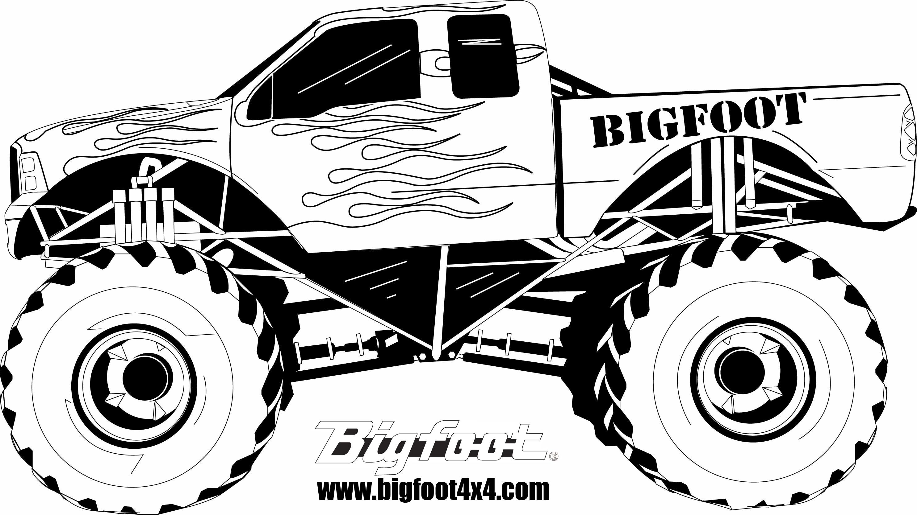 Monster truck grave digger clipart clipartfest 5.