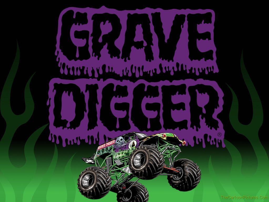 grave digger logo.