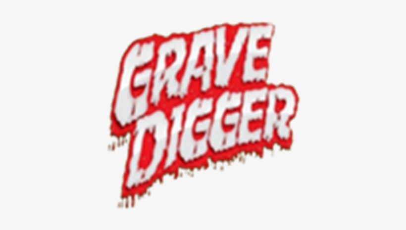 Grave Digger Logo Png Transparent PNG.