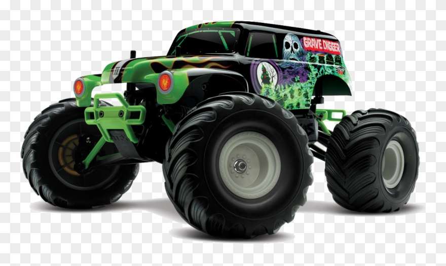 Truck Transparent Monster Jam Clipart Transparent Stock.