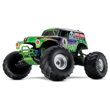 Monster truck grave digger clipart clipartfest 5.
