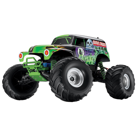 Monster Jam Grave Digger Clipart.