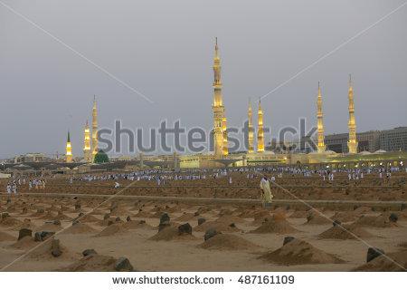 Muslim Grave Stock Photos, Royalty.