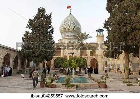 Picture of Mosque Imamzadeh.