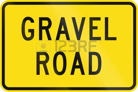 978 Gravel Road Stock Illustrations, Cliparts And Royalty Free.