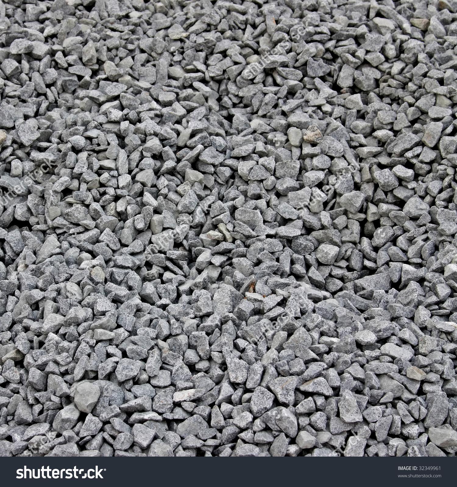 Road Stone Gravel Texture To Background Stock Photo 32349961.