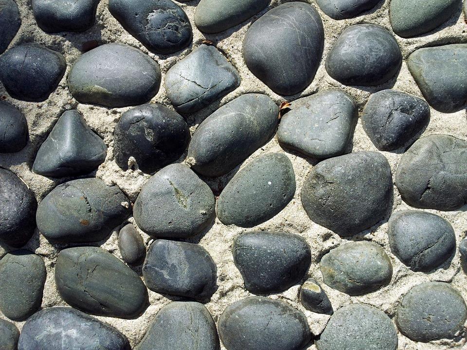 Free photo: Gravel, Stone, Road, Background.