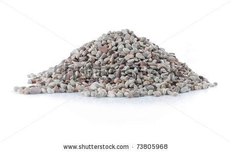 Gravel Pile Clipart.