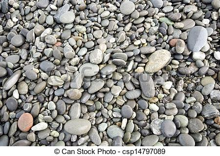 Pictures of a gravel background, abstract image. Birdlings flat is.