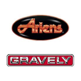 Ariens and Gravely Logo.