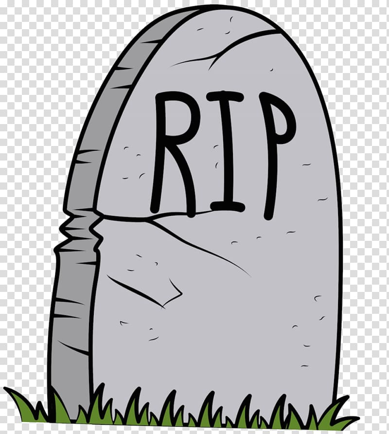 Grave Cartoon Drawing Headstone, cemetery transparent.