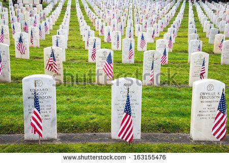 Military Graves Stock Photos, Royalty.