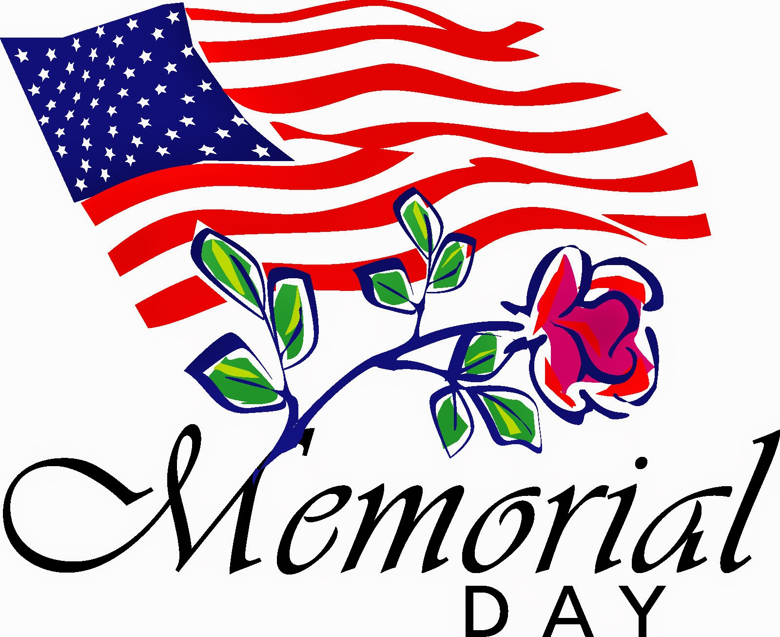 Memorial Day Clipart 2016.