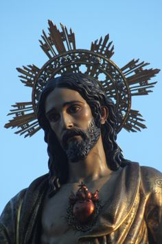 Sacred Heart of Jesus Have Mercy! ….