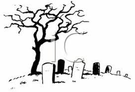 Image result for old cemetery clipart.