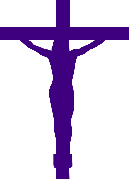 Free vector graphic: Cross, Jesus, Holy, Christian.